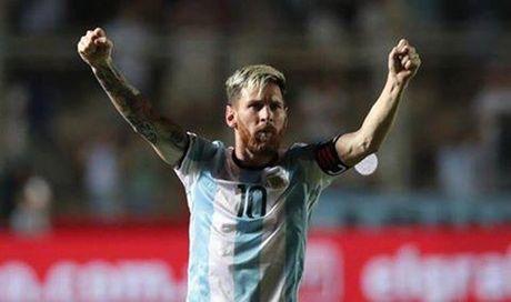 Messi toa sang bang sieu pham, Argentina thang dam Colombia - Anh 2