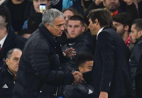 Conte la bac thay chien thuat, nhinh hon Mourinho - Anh 1