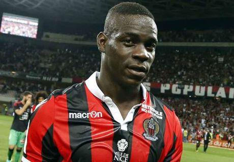 Balotelli choi ngong neu Nice vo dich Ligue 1 - Anh 1