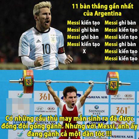 Anh che: Messi 'kho lam, de bo'; Sanchez 'quay' tung bung tien Su-Ni ve nuoc - Anh 3