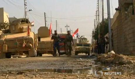 Chien dich giai phong Mosul khoi IS buoc sang tuan thu nam - Anh 12
