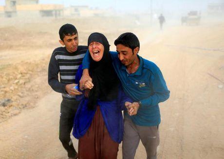 Chien dich giai phong Mosul khoi IS buoc sang tuan thu nam - Anh 7