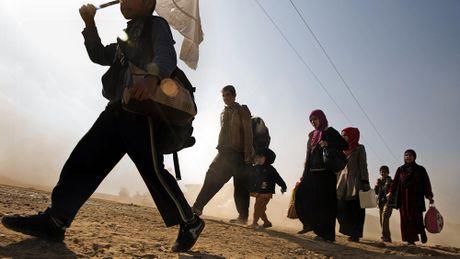Chien dich giai phong Mosul khoi IS buoc sang tuan thu nam - Anh 9