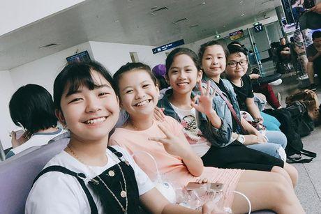 Noo Phuoc Thinh vi vu Thai Lan cung 6 hoc tro cung - Anh 6