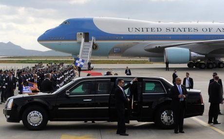 Dau an chuyen tham Hy Lap cua Tong thong My Barack Obama - Anh 1
