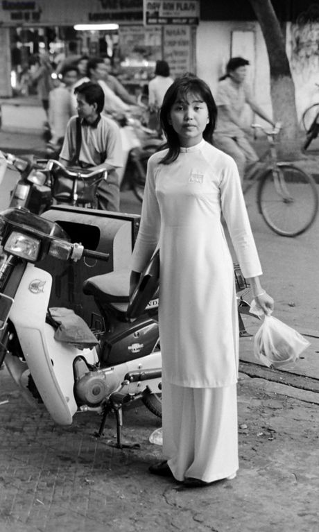 Bo anh tuyet voi ve Sai Gon thap nien 1990 (1) - Anh 15