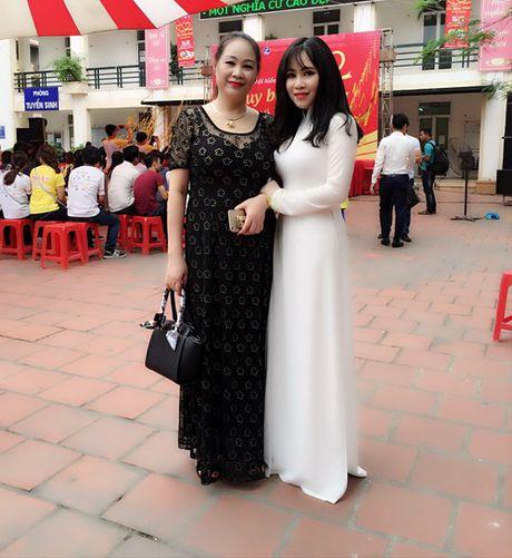 Dien vien Truong Phuong chia se cam xuc va ky niem dep ve ngay 20/11 - Anh 1