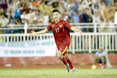 "DT Viet Nam huong den AFF Cup 2016: Cho nhung ""ngoi no"" cua lo HAGL - Anh 1"