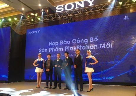 Sony ra mat Playstation 4, gia thap nhat 9 trieu dong - Anh 1