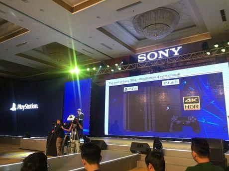 Sony ra mat Playstation 4, gia thap nhat 9 trieu dong - Anh 2