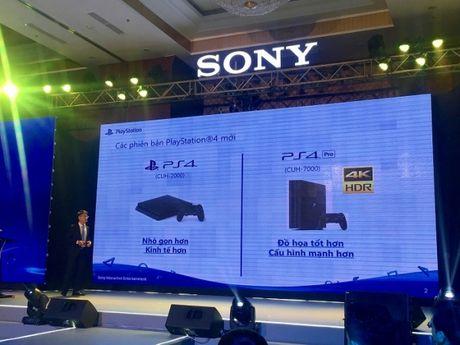 Sony ra mat Playstation 4, gia thap nhat 9 trieu dong - Anh 5