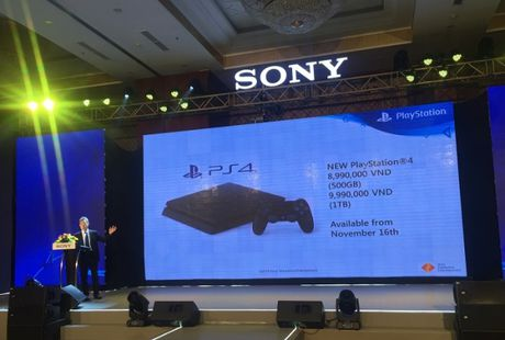 Sony ra mat Playstation 4, gia thap nhat 9 trieu dong - Anh 6