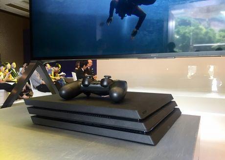Sony ra mat Playstation 4, gia thap nhat 9 trieu dong - Anh 9