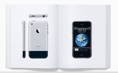Apple phat hanh sach anh tri an Steve Jobs - Anh 1