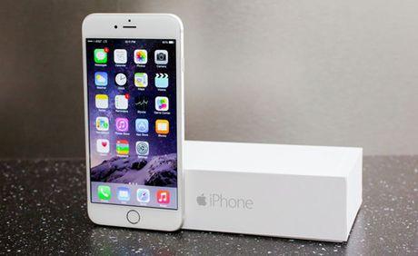 Apple iPhone 6 Plus doi mat nghi van loi hien thi - Anh 1