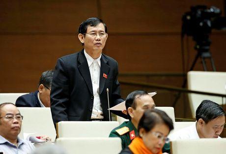 Bo Truong Bo Noi vu: Co hien tuong bo nhiem cuoi nhiem ky - Anh 1