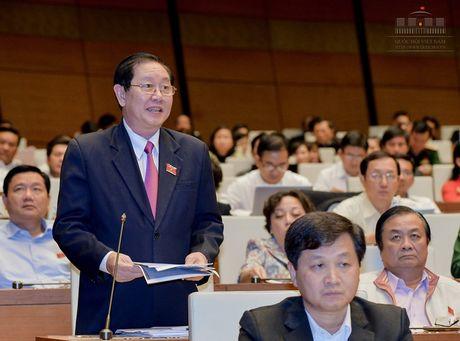 Bo Truong Bo Noi vu: Co hien tuong bo nhiem cuoi nhiem ky - Anh 6