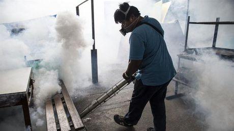 Thai Lan phat hien 33 truong hop nhiem virus Zika moi - Anh 1