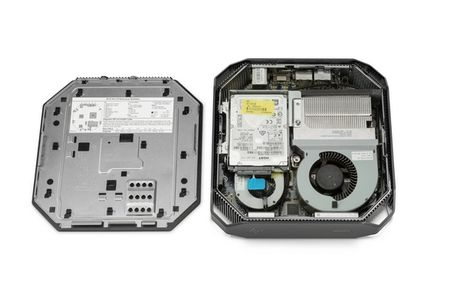 HP ra mat may tram nho gon Z2 Mini G3 - Anh 2