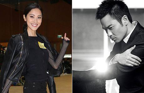 Hoa hau Hong Kong Tran Khai Lam phu nhan song chung voi Trinh Gia Dinh - Anh 1