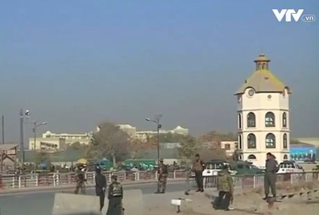 Danh bom lieu chet o Kabul, it nhat 15 nguoi thuong vong - Anh 1