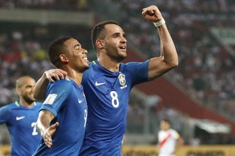 Thang tran gion gia, Brazil thong tri ngoi dau Nam My - Anh 4