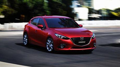 Truong Hai tiep tuc trieu hoi hon 16.000 xe Mazda 3 - Anh 1