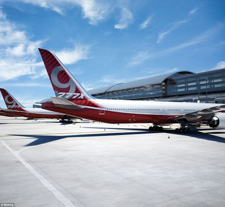 Boeing tiet lo sieu may bay lon nhat the gioi, gap duoc canh - Anh 1