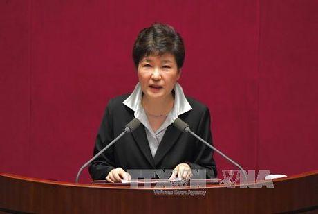 Tong thong Han Quoc bi de nghi tham van ngay trong tuan nay - Anh 1