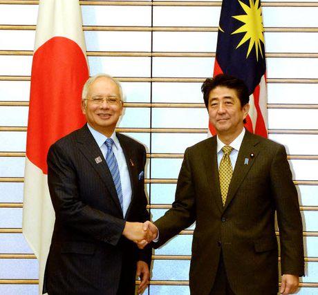 Nhat Ban, Malaysia khang dinh lap truong ve Bien Dong - Anh 1