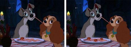Tim loi sai trong buc anh Disney - Anh 3