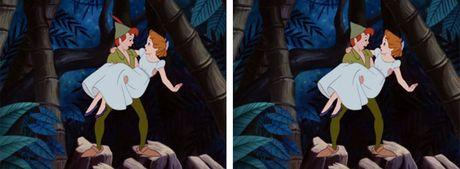 Tim loi sai trong buc anh Disney - Anh 4