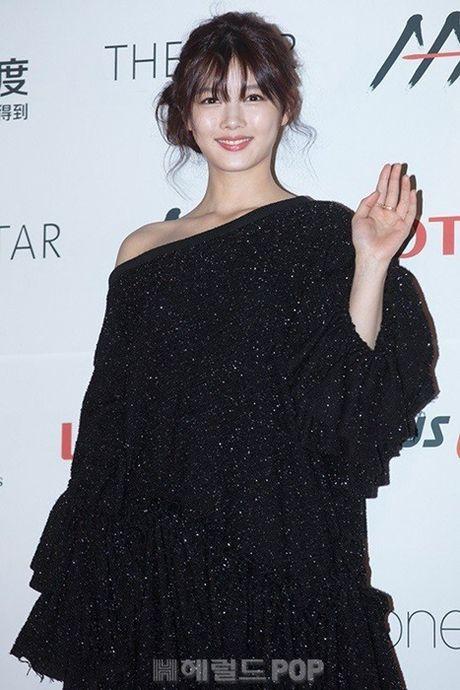 Chi Pu rang ro hon ca Park Shin Hye - Anh 28