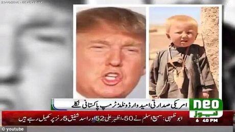 Ro thong tin ong Trump duoc sinh ra o Pakistan - Anh 1