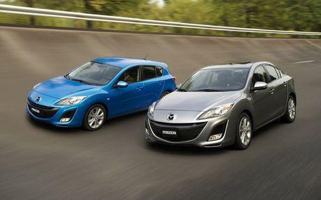 Mazda3 lai bi trieu hoi hon 16.000 xe tai Viet Nam - Anh 1