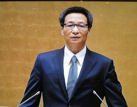 Pho Thu tuong Vu Duc Dam: 'Vu giao vien o Ha Tinh la rat khong tot' - Anh 1