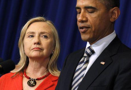 TT Obama bat ngo tiet lo ly do ba Hillary Clinton that bai - Anh 1