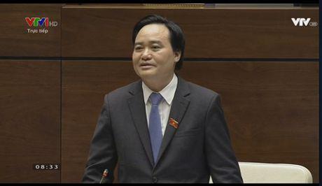 Bo truong Giao duc thua nhan De an Ngoai ngu 2020 that bai - Anh 2