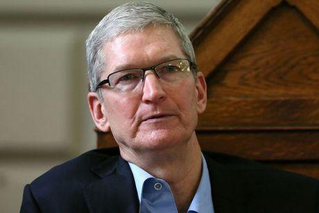 Apple dang nghien cuu va phat trien kinh thong minh - Anh 1
