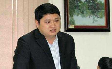 Ong Vu Dinh Duy, thanh vien HDTV Vinachem bi tam dinh chi cong tac - Anh 1