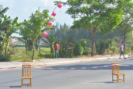 Vu hon chien trong quan nhau o Quang Nam: Nghi pham dau thu - Anh 1