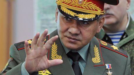 Tau san bay Nga 'Do doc Kuznetsov' bat dau tham chien o Syria - Anh 1