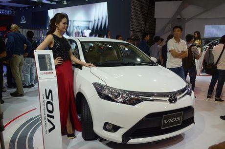 Tan binh Suzuki Ciaz thach dau 'ong hoang' Toyota Vios - Anh 1