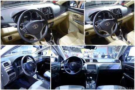 Tan binh Suzuki Ciaz thach dau 'ong hoang' Toyota Vios - Anh 4