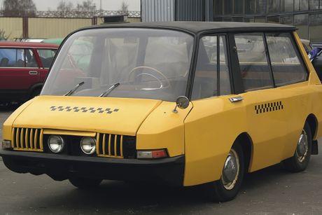Nhung mau xe hoi doc bi lang quen cua Lien Xo - Anh 11