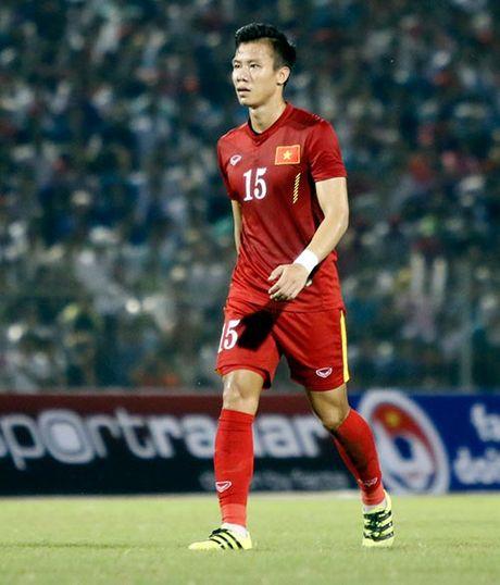 """DTVN: Que Ngoc Hai hua khong choi """"kung-fu"""" o AFF Cup - Anh 1"""