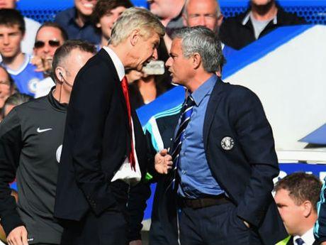 MU dai chien Arsenal: Diem tua Mourinho va Old Trafford - Anh 1