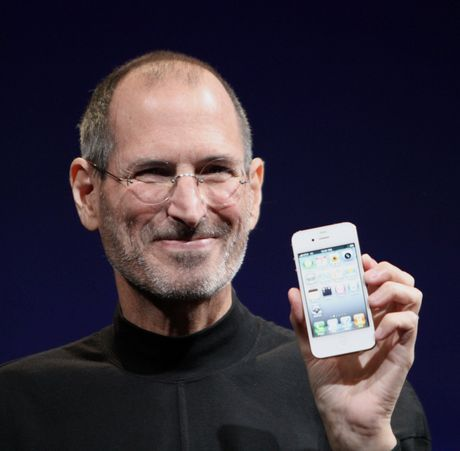 Apple phat hanh cuon sach duoc thiet ke danh rieng cho Steve Jobs - Anh 1