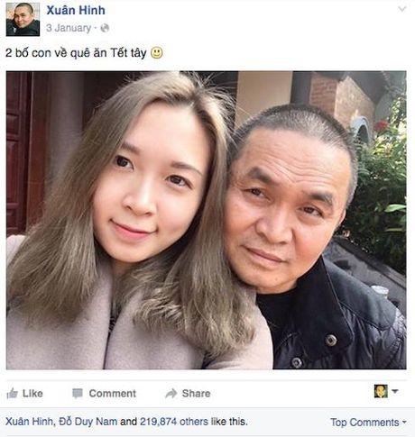 Cuoc song gian di cua Xuan Hinh dang sau anh hao quang san khau - Anh 4