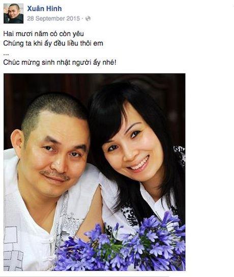Cuoc song gian di cua Xuan Hinh dang sau anh hao quang san khau - Anh 6